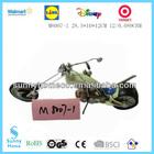 New design resin motorcycle model , polyresin motor craft