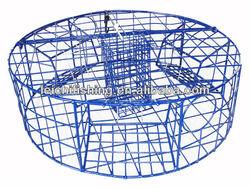 stainless steel fishing crab round crab traps