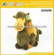 Hot selling13 inch funny camel plush toys wholesale plush toys OC0104788
