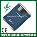 de alta capacidad 10400 mah usb de doble banco de alimentación universal de copia de seguridad externa cargador de batería móvil