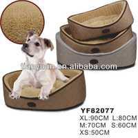 fleece dog bed /pet bed/ dog house (New design)