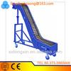 full range of sizes For conveying iron pellets telescopic conveyor