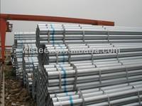 BS1387 hor dip schedule 40 gi steel pipe price