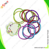4mm colored decorative hair ties,wholesale elastic hair ties
