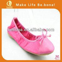 2014 new arrival foldable wholesale china shoes no minimum order