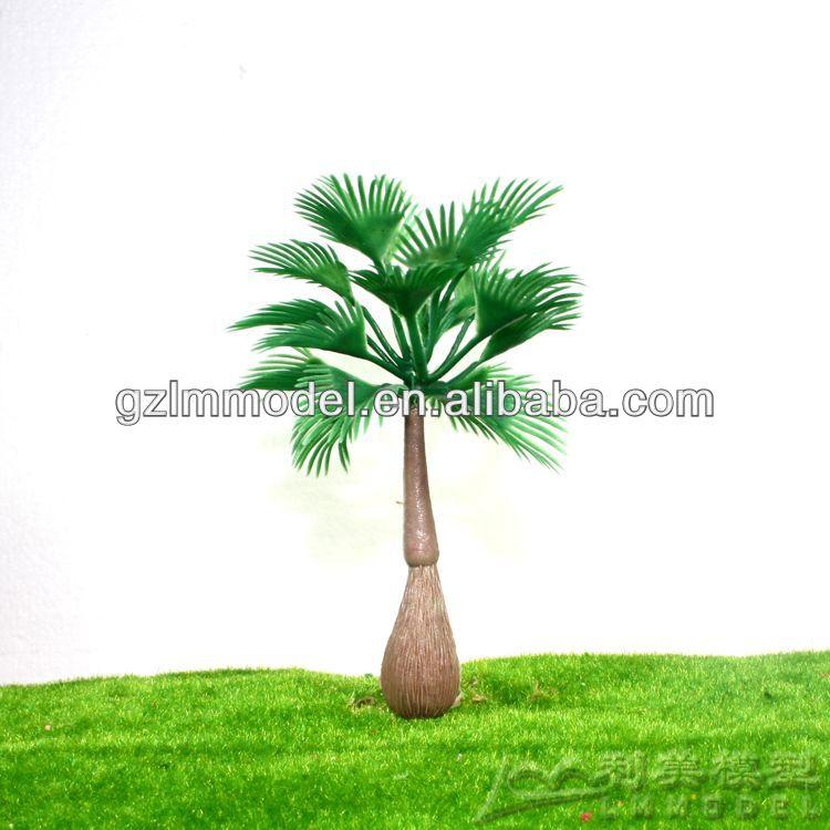 ho Scale Palm Trees Model Coconut Palm Tree/ho