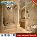 Elegante y shinning azulejo de suelo de ceramica