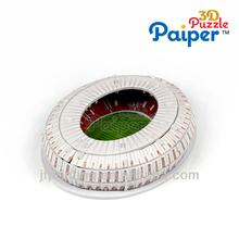 Promotional items mini stadium model brazil 2014 world cup