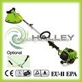 43cc projeto o mais novo de ferramentas de jardim gasolina cortador de grama com ce/gs/emc/eu-2 certificação