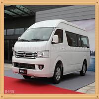 2-16 Seats Foton Minibus/Mini Van