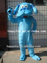 HI CE funny blues clues adult mascot costume