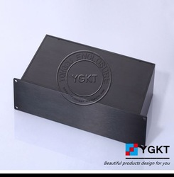 YGKT 2U Compact Dual Mini-ITX Rackmount industrial chassis