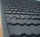 color clay metal ridge roof tiles,stone coated steel roofing tile for house