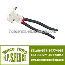 (Cina produttore) 2013 china wholesale recinzione elettrica 10 pollici cuscino grip pappagallo becco scherma pinze per filo