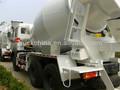Beiben camion betoniera 10-12 CBM mixer per refrattari pozzo verticale betoniera pompa malta intonaco macchina usata