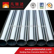 ASTM B 338 GR12 Seamless Titanium Alloy Tubing
