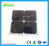 Top quality 10W SUNPOWER flexible laminate solar panels for sale