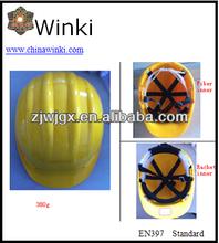 Hi Viz work wear Helemt conforms to EN397