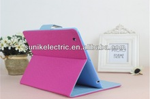 New Multifunction tablet cover leather case for ipad mini tablet pc