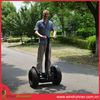 Two wheel electric personal vehicle green travel scooter