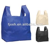 foldable cheap nylon printing foldable shopping bag