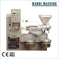 High efficiency automatic peanut/soybean/rapeseeds oil press/screw oil press machine