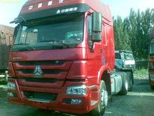 6x4 tractor truck sale,second hand tractor truck,sinotruck howo 6x4 tractor truck