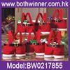CM123 christmas velvet gift bag