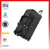 "EXPANDABLE 31"" Rolling Trolley Duffel Bag(HC-A358)"