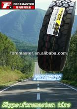 FRIDERIC Brand best chinese truck tire 315/70r22.5