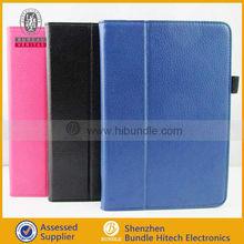 China Wake up/Sleep PU leather case for ipad mini