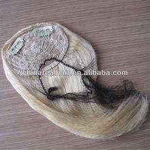 100% human remy hair bangs