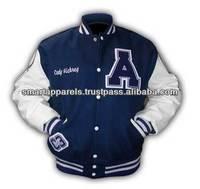 Varsity Jackets / Custom Versity Jackets / Get Your Own Custom Design Varsity Jackets With Sublimation Lining From