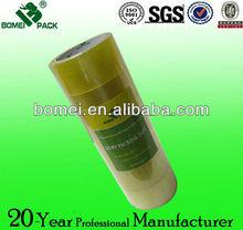 hot selling yellowish bopp packing adhesive tape