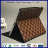 Book style leather case for ipad 2/3/4,fashion cover case for apple ipad 4,for apple ipad 4 leather case