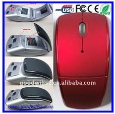 Hot!!! Rozer 2.4Ghz Wireless Mouse 800/1200/2000/3200DPI
