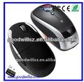 Marca usb 3d 2.4g ratón óptico