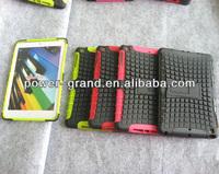 Kickstand PC TPU combo case for Ipad Mini2 Mini II