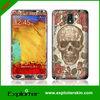 galaxy note3 skull cover,skull skin for Samsung