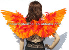 cheap chicken feather angel wings