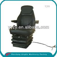 China mini bus seat with compressor suspension