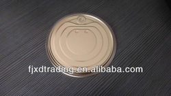 Easy Open End For Catsup/Beef/Tuna Tin Can