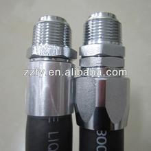 Best Quality Wire Reinforced Flexible Fuel Dispenser Hose Swivel