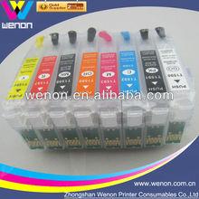 9 colors Refill Cartridge Inkjet for Epson R800/1800/2400