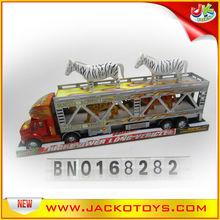 Plastic Animal Truck With Animal Model