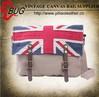 Casual Trendy Shoulder Flag printed Messenger shoulder Bags Guangzhou manufacturer