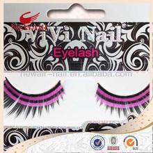 Black False Eyelashes Eyelash Make Up Hand Made Thick Long Natral Soft