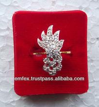 CZ Jewellery Manufacturer Exporter