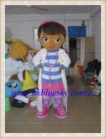 2014 handmade doc mcstuffins mascot costumes