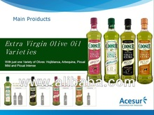 Coosur line Extra Virgin Olive Oil